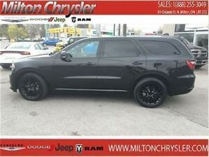 2015 Dodge Durango R/T Blacktop AWD 8.4navigation Sunroof
