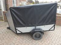 Motorcycle box trailer/Multi purpose