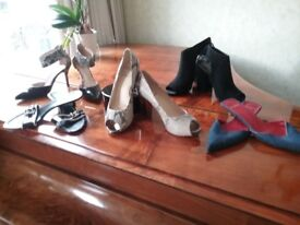 Stylish Shoes - Wardrobe Clear out