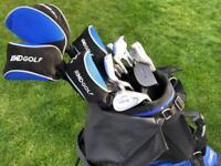 Women's golf club set