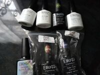 7 UV/GEL nail varnish