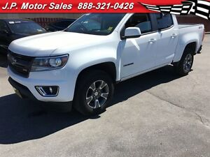 2015 Chevrolet Colorado Z71, Crew Cab, Automatic, Leather