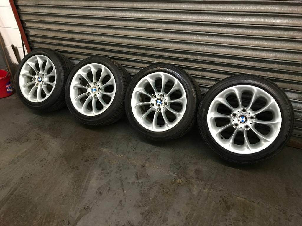 Bmw Wheels 17 Inch With Run Flat Tyres 1 3 Series Or Z3