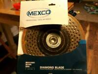 Diamond cutting disk 300mm
