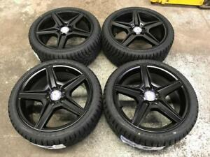 "18"" Mercedes-Benz Wheels and 225/40R18 Winter Tires ( C Class)"