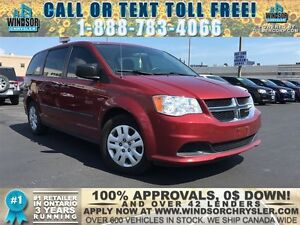 2014 Dodge Grand Caravan SE - WE FINANCE GOOD AND BAD CREDIT