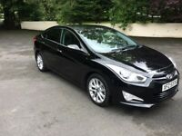2014 Hyundai i40 Diesel Automatic. Great driving car in excellent condition. Long MOT