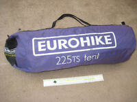 Eurohike 225TS two-person tent