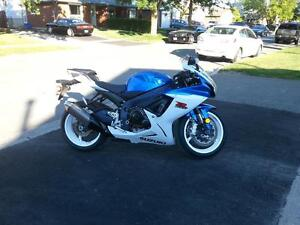 2012 suzuki gsxr 600 for sale