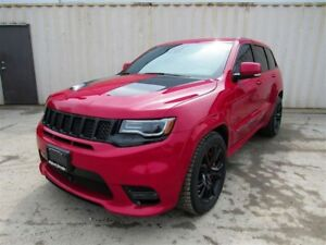 2017 Jeep Grand Cherokee SRT 4dr 4WD Sport Utility
