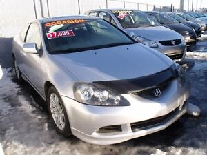 2006 Acura RSX LIMITED-CUIR-TOIT-AUTO-