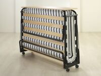 Jaybe - Jubilee Double Folding Bed with Airflow Mattress
