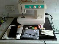 Brother Model VX 1125 Sewing Machine