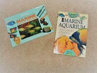 Marine Tropical Aquarium Books