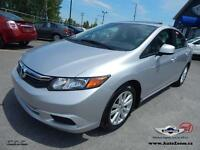 2012 Honda Civic Sdn EX **LIQUIDATION**
