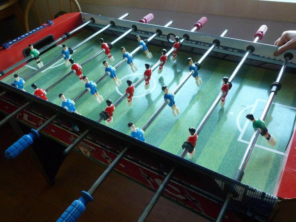 fossball table