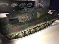Radio Controlled BB firing Leopard Tank £60 ono