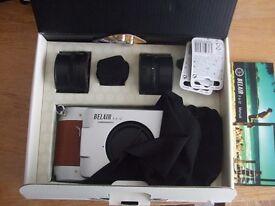 Lomography Belair X 6-12 Jetsetter Film Camera.
