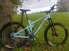 Trek full suspension bike