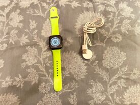 APPLE WATCH 4 44MM GPS+LTE, STAINLESS STEEL, SAPPHIRE CRYSTAL, EXCELLENT CONDITION, CAN DELIVER