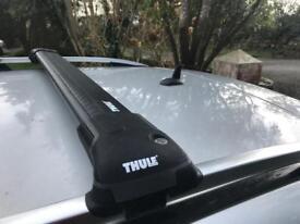 Thule Wingbar Edge 9585B roof bars
