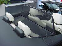 BMW 1 Series convertible mesh wind deflector E88