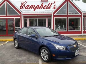 2013 Chevrolet Cruze LT TURBO!! AUTOMATIC!! AIR!! CRUISE!! POWER