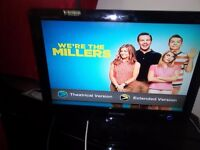 """SAMSUNG 19"""" MONITOR IDEAL FOR PC OR XBOX IS HDMI DVI-D PC NICE MONITOR £35"""