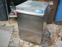 Classeq ECO3 Dishwasher/Glass washer reconditioned.