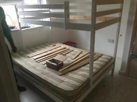 Kids Double & Single bunk bed
