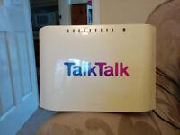 TalkTalk Wireless Broadband Router