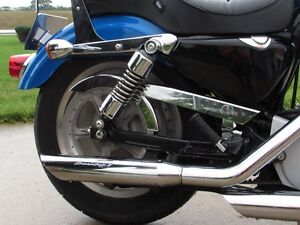 2004 harley-davidson XL883C Custom   Stage 1 Exhaust and Progres London Ontario image 11