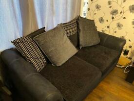 2 seater sofa x2 (Aberdeen)