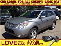 2011 Hyundai Veracruz GLS * LEATHER * POWER ROOF * AWD