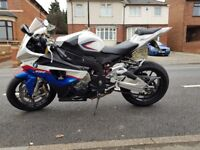 2010 BMW s1000rr 200BHP akropovic