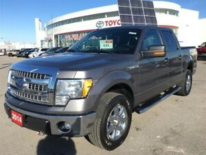 2014 Ford F-150 XTR 4X4 - NO ACCIDENTS / LEATHER, NEW TIRES!