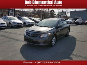 2012 Toyota Corolla Auto, AC, Bluetooth, Cruise, Heated Seats