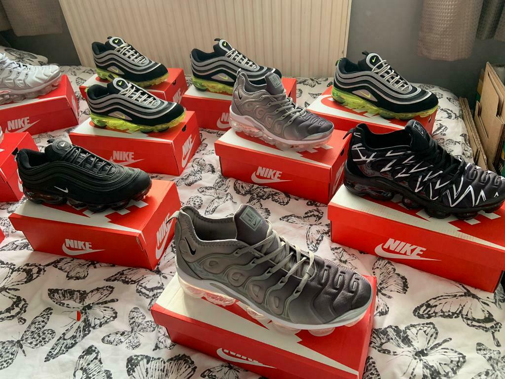 eaa3748018 Nike air max VMs and VM max Joblot x11 BNIB Market Carboot etc !!! Sizes 7- 11 | in Heathrow, London | Gumtree