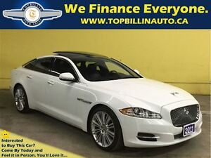 2011 Jaguar XJ Navigation, CLEAN CARPROOF, Fully LOADED
