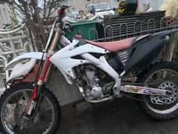 Crf 250 r 2005