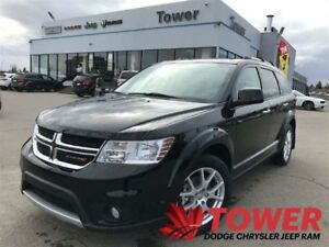 2017 Dodge Journey GT- AWD, HEATED SEATS & WHEEL, DVD PLAYER