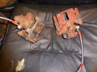 RALLY SET OF XR3 CALIPERS