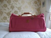 Large Pink Holdall for Sale