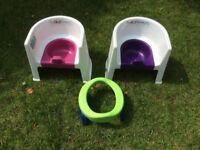 Neat Nursery Potty Chair(s)