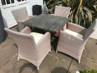 Quality Rattan Garden Patio Or Conservatory Furniture