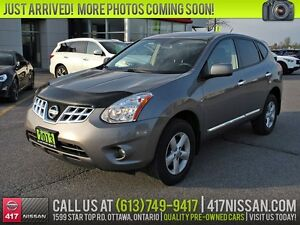 2013 Nissan Rogue S Special Edition | Sunroof, I-Keyless,