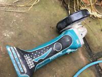 Makita Angle grinder 115mm cordless 18v