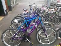 18 inch bikes