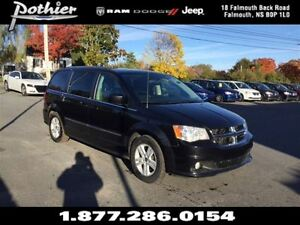 2013 Dodge Grand Caravan Crew | CLOTH | REAR CAMERA | SAT |