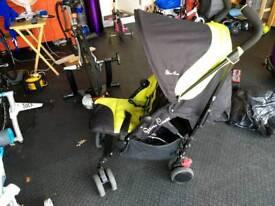 Silvercross Pop 2 stroller